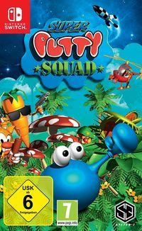 Hier klicken, um das Cover von Super Putty Squad (Switch) zu vergrößern