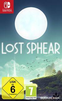 Hier klicken, um das Cover von Lost Sphear (Switch) zu vergrößern