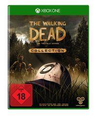 Hier klicken, um das Cover von The Walking Dead Collection: The Telltale Series (Xbox One) zu vergrößern
