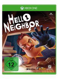 Hier klicken, um das Cover von Hello Neighbor (Xbox One) zu vergrößern