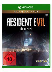 Hier klicken, um das Cover von Resident Evil 7 Gold Edition (Xbox One) zu vergrößern