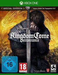 Hier klicken, um das Cover von Kingdom Come Deliverance Special Edition (Xbox One) zu vergrößern