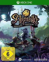 Hier klicken, um das Cover von Armello Special Edition (Xbox One) zu vergrößern