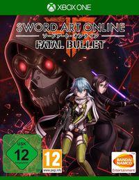 Hier klicken, um das Cover von Sword Art Online Fatal Bullet (Xbox One) zu vergrößern