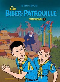 Hier klicken, um das Cover von Die Biber-Patrouille – Gesamtausgabe 1 zu vergrößern