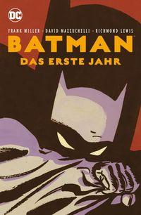 Hier klicken, um das Cover von Batman – Das erste Jahr zu vergrößern