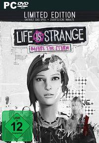 Hier klicken, um das Cover von Life is Strange Before the Storm Limited Edition (PC) zu vergrößern