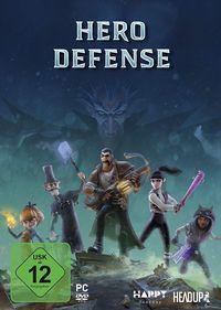 Hier klicken, um das Cover von Hero Defense -Haunted Island (PC) zu vergrößern