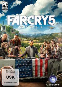 Hier klicken, um das Cover von Far Cry 5 (PC) zu vergrößern