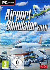 Hier klicken, um das Cover von Airport Simulator 2018 (PC) zu vergrößern