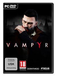Hier klicken, um das Cover von Vampyr (PC) zu vergrößern