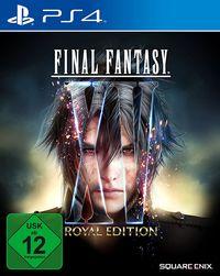 Hier klicken, um das Cover von Final Fantasy XV Royal Edition (PS4) zu vergrößern