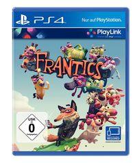 Hier klicken, um das Cover von Frantics (PS4) zu vergrößern