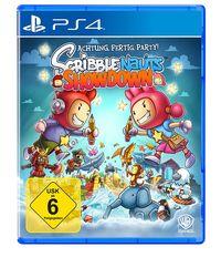 Hier klicken, um das Cover von Scribblenauts Showdown (PS4) zu vergrößern