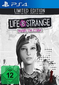 Hier klicken, um das Cover von Life is Strange Before the Storm Limited Edition (PS4) zu vergrößern