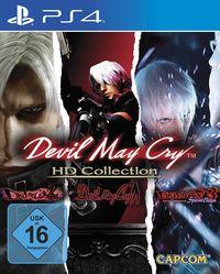 Hier klicken, um das Cover von Devil May Cry HD Collection (PS4) zu vergrößern