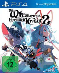 Hier klicken, um das Cover von The Witch and the Hundred Knight 2 (PS4) zu vergrößern