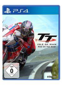 Hier klicken, um das Cover von TT - Isle of Man (PS4) zu vergrößern