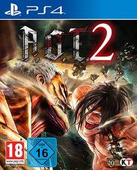Hier klicken, um das Cover von AoT 2 (based on Attack on Titan) (PS4) zu vergrößern