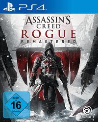 Hier klicken, um das Cover von Assassin's Creed Rogue Remastered (PS4) zu vergrößern