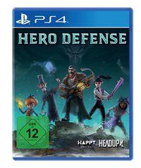 Hier klicken, um das Cover von Hero Defense -Haunted Island (PS4) zu vergrößern