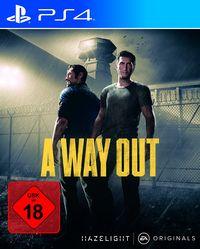 Hier klicken, um das Cover von A Way Out (PS4) zu vergrößern