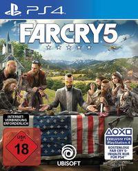 Hier klicken, um das Cover von Far Cry 5 zu vergrößern