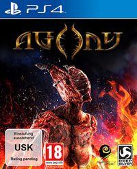 Hier klicken, um das Cover von Agony (PS4) zu vergrößern