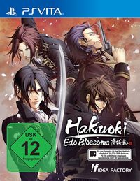 Hier klicken, um das Cover von Hakuoki: Edo Blossoms Standard (PS Vita) zu vergrößern