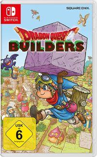 Hier klicken, um das Cover von Dragon Quest Builders (Switch) zu vergrößern