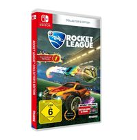 Hier klicken, um das Cover von Rocket League Collector's Edition (Switch) zu vergrößern