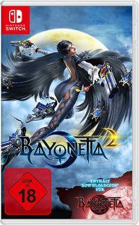 Hier klicken, um das Cover von Bayonetta 2 inkl. Bayonetta 1 Download Code (Switch) zu vergrößern