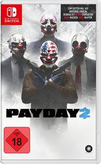 Hier klicken, um das Cover von Payday 2 (Switch) zu vergrößern