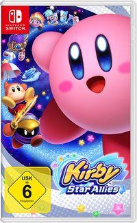 Hier klicken, um das Cover von Kirby Star Allies (Switch) zu vergrößern