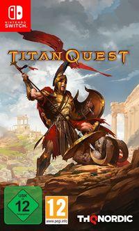 Hier klicken, um das Cover von Titan Quest (Switch) zu vergrößern