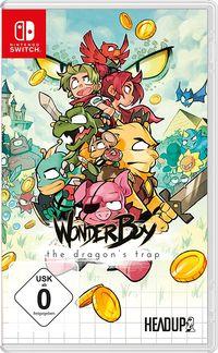 Hier klicken, um das Cover von Wonder Boy: The Dragon's Trap (Switch) zu vergrößern
