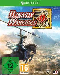 Hier klicken, um das Cover von Dynasty Warriors 9 (Xbox One) zu vergrößern