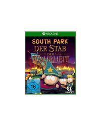 Hier klicken, um das Cover von South Park - Der Stab der Wahrheit Remastered (Xbox One) zu vergrößern