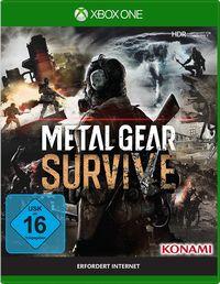 Hier klicken, um das Cover von Metal Gear Survive (Xbox One) zu vergrößern