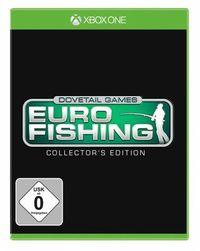 Hier klicken, um das Cover von Euro Fishing (Collector's Edition) (Xbox One) zu vergrößern