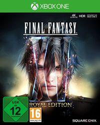Hier klicken, um das Cover von Final Fantasy XV Royal Edition (Xbox One) zu vergrößern