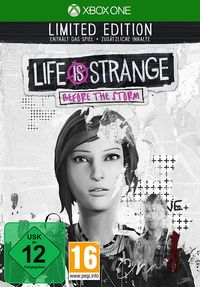 Hier klicken, um das Cover von Life is Strange Before the Storm Limited Edition (Xbox One) zu vergrößern