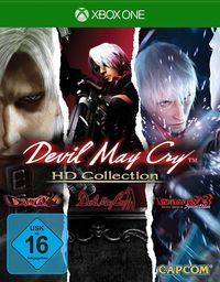 Hier klicken, um das Cover von Devil May Cry HD Collection (Xbox One) zu vergrößern