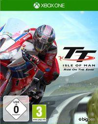 Hier klicken, um das Cover von TT - Isle of Man (Xbox One) zu vergrößern