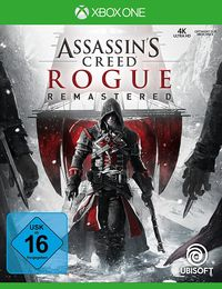 Hier klicken, um das Cover von Assassin's Creed Rogue Remastered (Xbox One) zu vergrößern