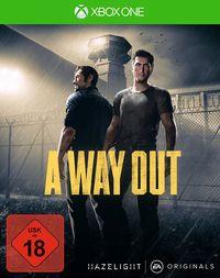 Hier klicken, um das Cover von A Way Out (Xbox One) zu vergrößern
