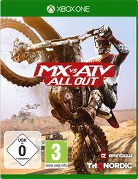 Hier klicken, um das Cover von MX vs. ATV All Out (Xbox One) zu vergrößern