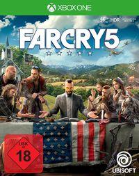 Hier klicken, um das Cover von Far Cry 5 (Xbox One) zu vergrößern