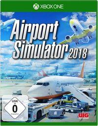 Hier klicken, um das Cover von Airport Simulator 2018 (Xbox One) zu vergrößern
