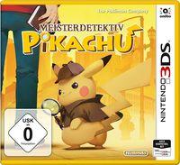 Hier klicken, um das Cover von Meisterdetektiv Pikachu (3DS) zu vergrößern